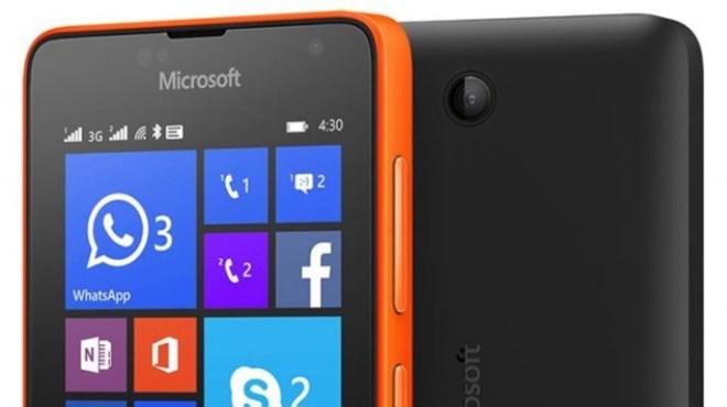 Cận cảnh smartphone Lumia 430 giá rẻ giật mình của Microsoft - H5