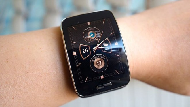 Chiêm ngưỡng những mẫu đồng hồ thông minh có thiết kế đẹp nhất