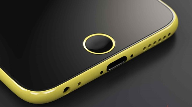 Mẫu iPhone 6C giá rẻ nhưng... quá đẹp