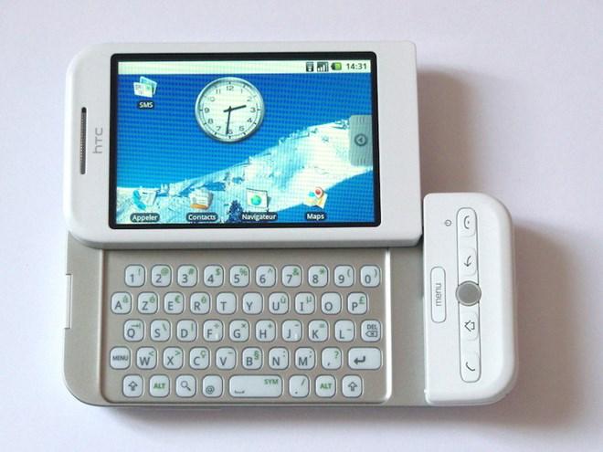 Điểm mặt điện thoại Android bàn phím Qwerty đã tuyệt chủng