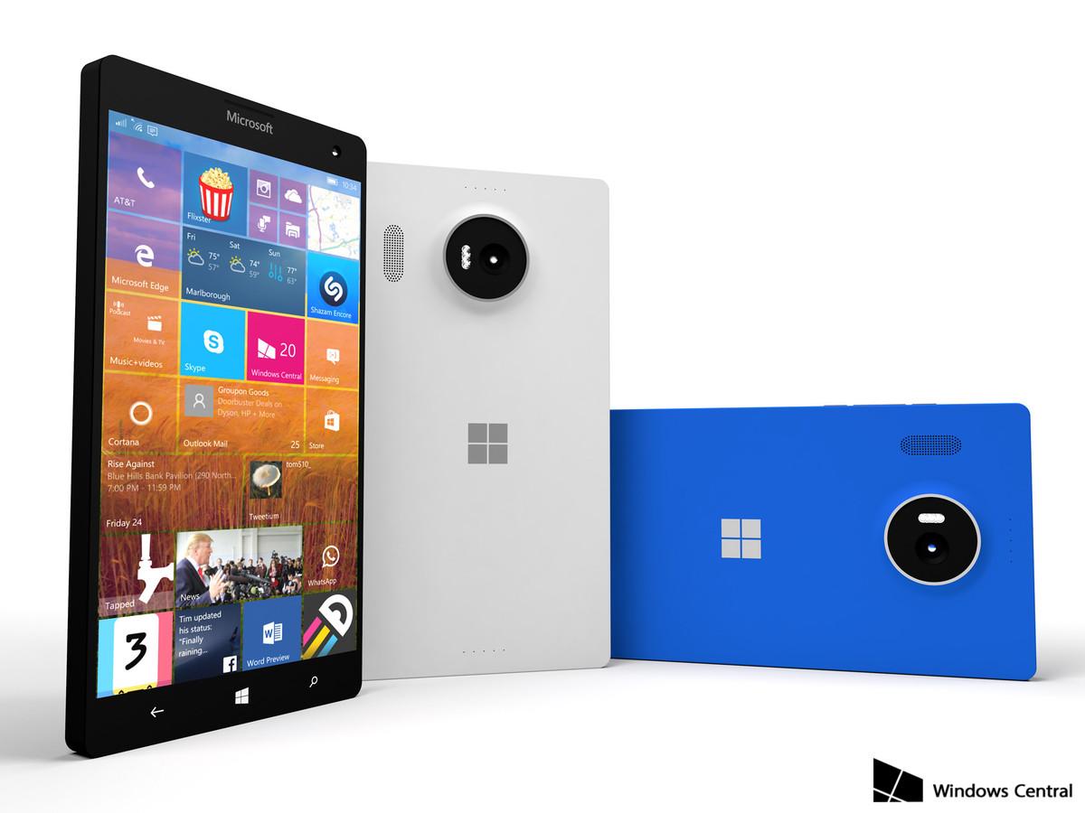 Chùm ảnh thực tế về chiếc Lumia 950XL